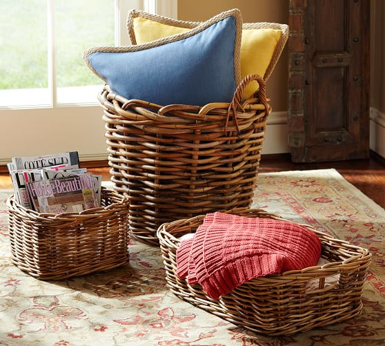 Harrison Underbed Basket, Small