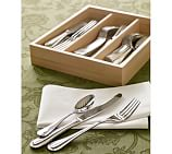 Caterer's 36-Piece Flatware Set: 12 Dinner Forks, 12 Knives and 12 Teaspoons