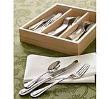Caterer's 36-Piece Flatware Set: 12 Dinner Forks, 12 Knives and 12 Teaspoons