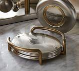 Rye Drink Coasters, Set of 4