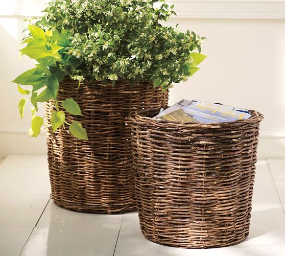 Garden Planter Basket, Large
