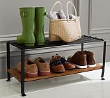 Blacksmith Shoe Rack
