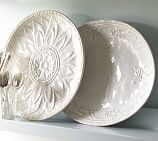 Juliette Oversized Ceramic Round Serving Platter