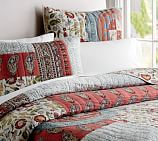 Michelle Patchwork Quilt, Twin