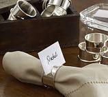 Caterer's Napkin Ring/Place Card Holder