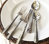 Ridge Flatware, 5-Piece Place Setting