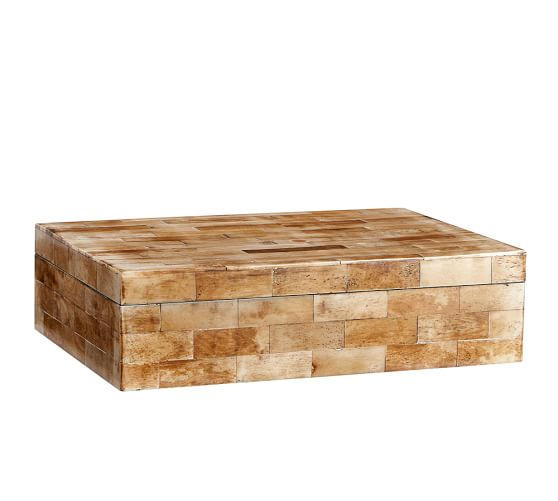 Decorative Bone Box, Large