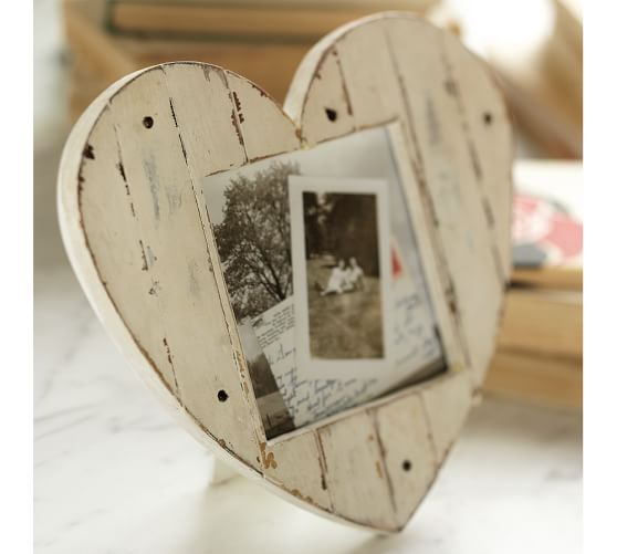 Cottage Heart Frame, 4 x 4