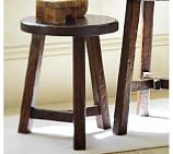 Colby Short Stool, Espresso stain