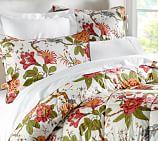 Jennifer Palmpore Comforter, Twin, Multicolor