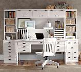 Printer's Office Suite, Artisanal Black stain