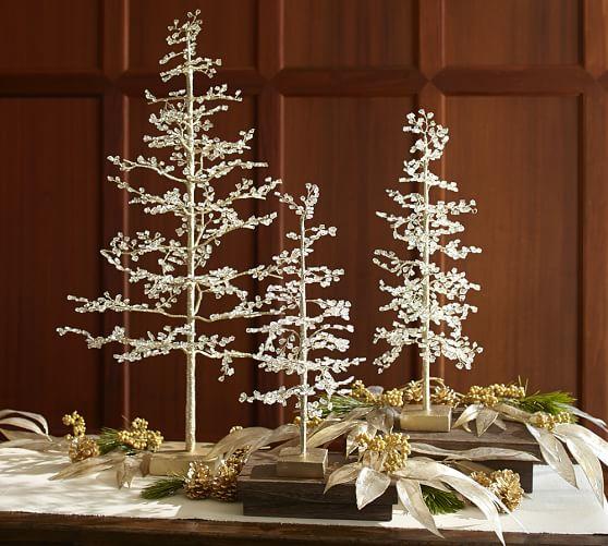 Faceted Jewel Tree, Medium