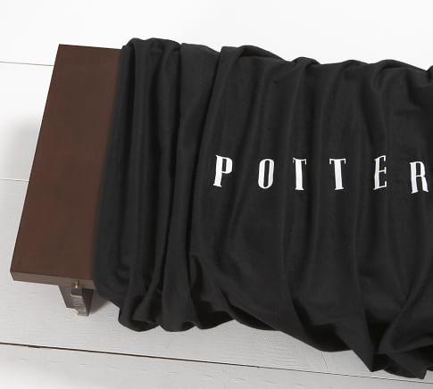 """Dining Table Leaf Bag, 35 x 65"""", Black"""