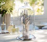Hand Jewelry Cloche - Silver
