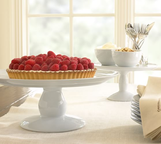 Great White Cake Stand, Large