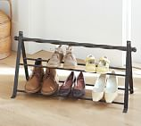 Bexton Iron Twist Shoe Rack