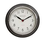 Newgate Cookhouse Clock, Black