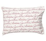 Falala Extra Pillowcases, Set of 2, Standard, Red