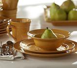 Cambria Dinnerware, 16-Piece Cereal Bowl Set, Saffron
