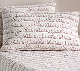 Falala Extra Pillowcases, Set of 2, King, Red