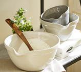 Rhodes Ceramic Mixing Bowls, Set of 3