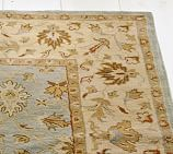 Malika Persian-Style Tufted Wool Rug Swatch