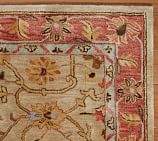 Elham Persian-Style Rug Swatch