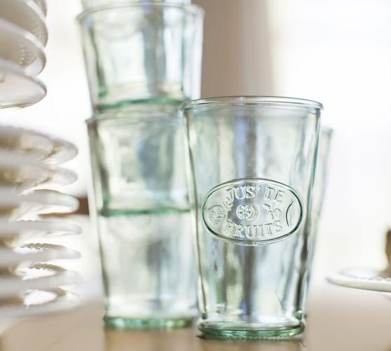 Jus de Fruits Glass, Set of 6