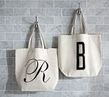 Personalized Alphabet Grocery Tote Bag