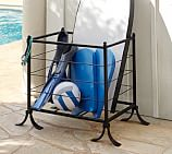 Bronze finish Pool Accessories Storage Bin