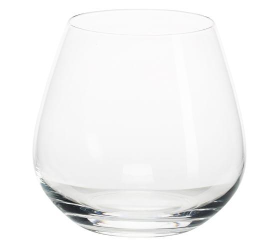 Schott Zwiesel Stemless Red Wine Glasses, Set of 6