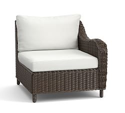 Wicker Outdoor Sofas Sectionals Pottery Barn