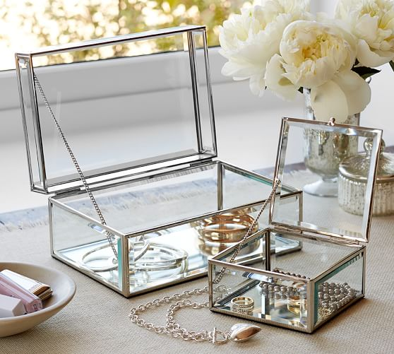 Penelope Jewelry Boxes Pottery Barn