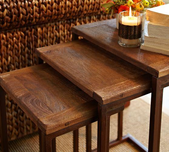 Granger nesting side tables pottery barn