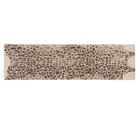 Ken Fulk Giraffe Printed Rug