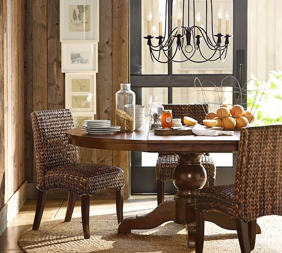 Seagrass Side Chair Pottery Barn