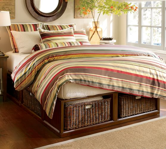 pottery barn stratton storage bed reviews 3