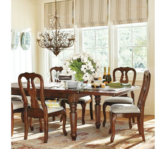 Pottery Barn Dining Room Lamp: Camilla 6-Arm Chandelier