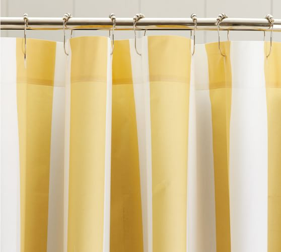 PB Classic Stripe Shower Curtain