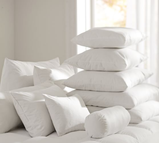 Pillow Inserts. Showing 11 of 11 results that match your query. Search Product Result. Product - 16 in. Square Pillow Insert. Product Image. Price $ Product Title. 16 in. Square Pillow Insert. Add To Cart. There is a problem adding to cart. Please try again.