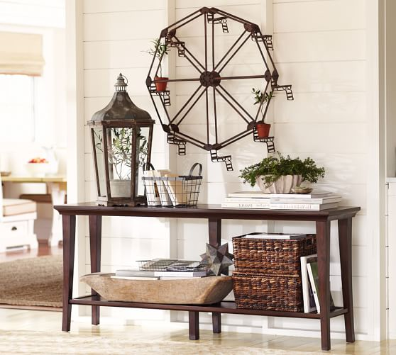 Pottery Barn Furniture Return Policy: Sculptural Ferris Wheel