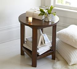 Side Tables Amp End Tables Pottery Barn