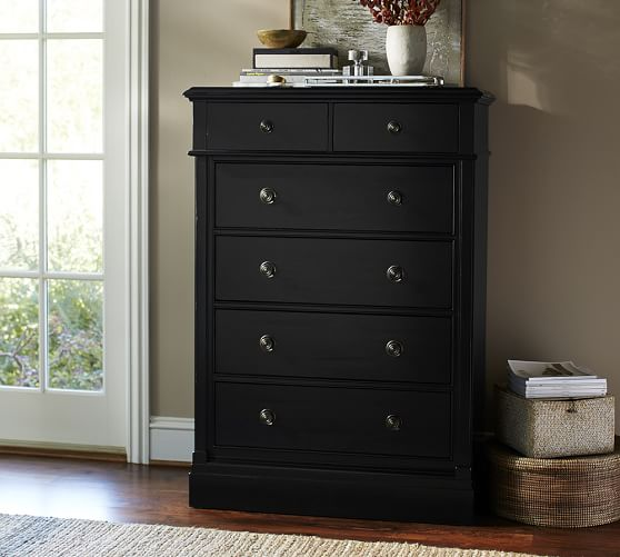 Branford Tall Dresser Pottery Barn