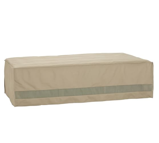 Universal Outdoor Daybed Cover Pottery Barn