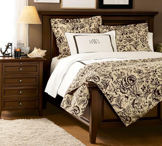 Hudson Storage Bed & Chifforobe Set