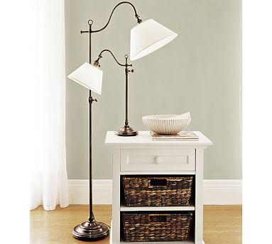 Adair Floor Lamp Pottery Barn