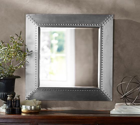 Metal Clad Mirror