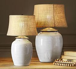 table lighting bedside lamps pottery barn. Black Bedroom Furniture Sets. Home Design Ideas