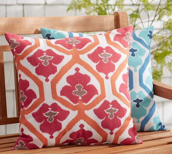 Outdoor Natalie Print Pillow