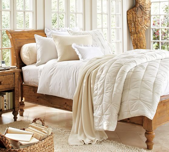 Ashby Sleigh Bed
